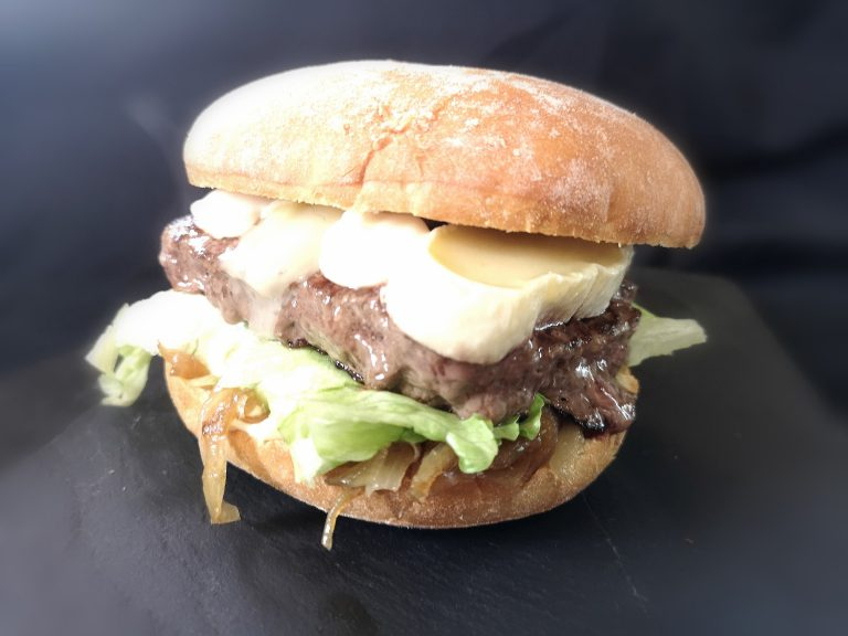 "Burger ""Le Montagnard"""