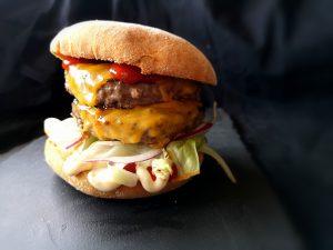 """Burger """"Double Cheeseburger"""""""
