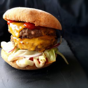 Burger « Double Cheeseburger »
