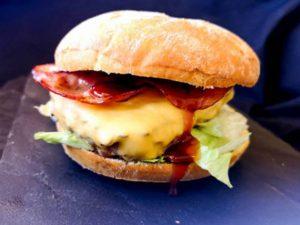 Burger «Le barbecue»