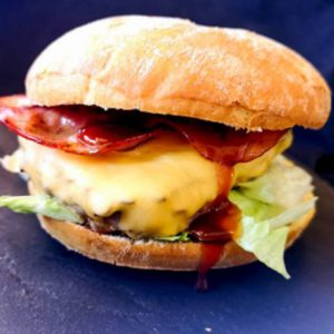 Burger « Le barbecue »