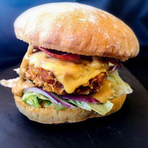 Burger «Le Louisiana»